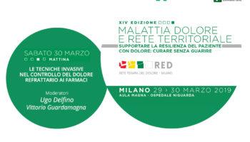"""Il Prof. Delfino al convegno """"Malattia Dolore e rete territoriale"""""""