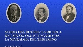 Storia del dolore: la ricerca del XIX secolo e i legami con la nevralgia del trigemino